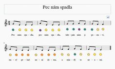 Stručná metodika boomwhackers | Internetový magazín |= ZAKATEDROU.CZ =| Kalimba, Kids Songs, Piano, Preschool, Education, Easy Sheet Music, Musica, Carnivals, School