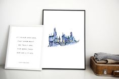 Harry Potter Quotes Poster – Magic Paperie Harry Potter Wall Art, Harry Potter Set, Harry Potter Quotes, Harry Potter Printables, Photo Printing Services, Quote Posters, Poster Wall, Wall Art Decor, Inspirational Quotes