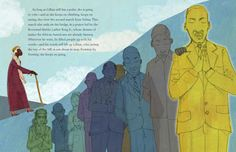Lillian's Right to Vote: A Celebration of the Voting Rights Act of 1965 by Jonah Winter, illustrated by Shane W.