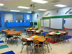 So, I just realized that I never posted my classroom pictures. Yes, school started in August and it is now almost February.better late th. Classroom Desk, Classroom Layout, 3rd Grade Classroom, High School Classroom, Classroom Organisation, Classroom Setting, Teacher Organization, Teacher Hacks, Future Classroom
