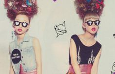 #fashion #hipsters