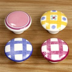 Colorful Drawer Knob Pull Handle Cabinet Knobs Handles Children Room Knobs…