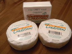 Have you tried Coconut Oil Bar Soaps? Check out this review from Doggies and Stuff.  You could win 1 of each!