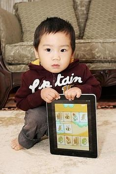 iPad is NYCs hottest new babysitter, but is it a nightmare waiting to happen? - NYPOST.com