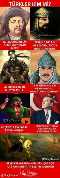 Türkler kimmi ?