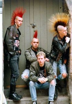 Men S 70 S Punk Fashion Punk Pinterest Punk Punk Fashion And