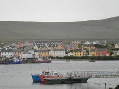 Portmagee, Co. Kerry across from Valentia Island and the Skellig Experience Center. Photo: Barb Lafontaine 9/12