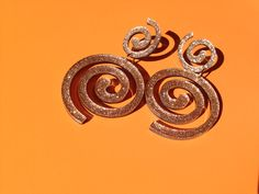 Absolute New Collection Spiral Earrings for Scicche www.scicche.it