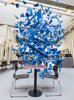 Artdeli Gallery, Amsterdam – Netherlands » Retail Design Blog