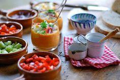 In de keuken: Spaanse gazpacho