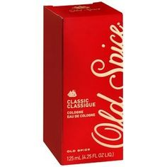 OLD SPICE COLOGNE CLASSIC 1075 4.25oz by PROCTER & GAMBLE DIST. *** by Old Spice. $10.65. This masculine scent posesses a blend of: citrus, flowers and vanilla, a rich, classic scent.. Cool, crisp and clean and The unmistakably masculine scent of old spice.. Ingredients: *  Alcohol Denat., Water, Fragrance - Parfum, Benzyl Alcohol.