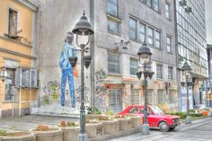 """Belgrade means """"white city""""; a place to discover. And there is much to discover in this beautiful Balkan city. Driving around the old town y..."""