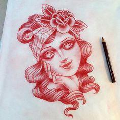 Sketches by Jason Minauro