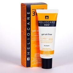 Heliocare 360º Gel Oil Free, 50 ml