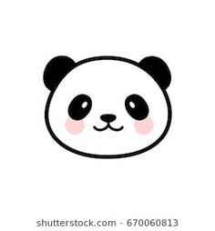 how to draw panda Let It Snow! Panda drawing, Panda