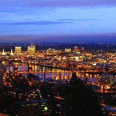 Portland has the first formal plan from an American city for reducing greenhouse-gas emissions