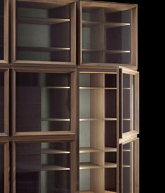 Storage systems | Storage-Shelving | Q-Case | Henge | Massimo. Check it out on Architonic