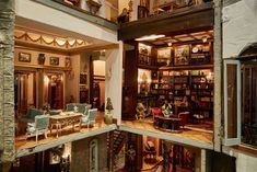 The Astollat Dollhouse is worth 8.5 Million Dollars,it was built over 13 years by Elaine Diehl in the 1980s.