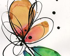 Brand New series of Butterflies from the studios of Kathy Morton Stanion!  This piece is a Original One-Of-a-Kind work of art created with watercolor on 90lb watercolor paper watercolor paper.  Original Measure 9 x 12  Frame & mat not included. For presentation only. ***Please note that colors may vary on different monitors. *** Also please note that there is paint on the back side. Creating is not a neat process for me. :) ♥*¨)¸.·´¸.·*´¨) ¸.·*´¨)(¸.·´ (¸*´ Being an environmentally consci...