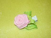 Rose hairclip  $6