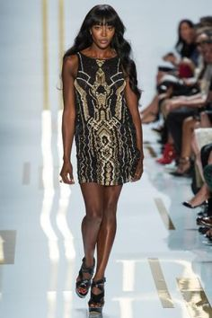 Diane Von Furstenberg Spring 2014 RTW Collection