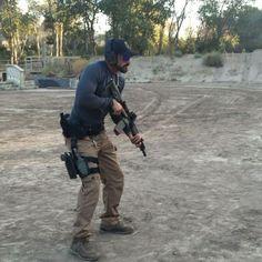 Rifle to handgun transition, scan and recover. #ar15 #operator #tactics #range #combat #sig #guns #rifle