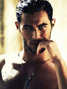The Professional - Aleks Siberian Sevastyan. Natalie's man. Author Kresley Cole.