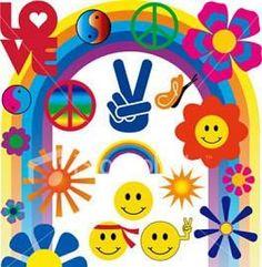 fiesta tematica hippie ideas - Buscar con Google