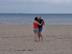 Bournemouthtango - Shell Bay Beach Milonga, Studland Peninsula -  http://www.bournemouthtango.com/studland-beach-milonga.html
