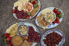 petite kitchen: appetisers