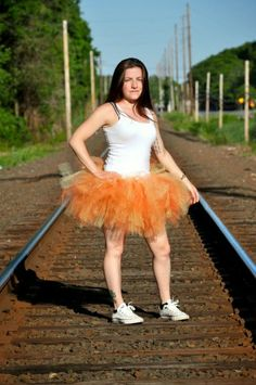 I Take It Back from Dancin' With A Dolly tutu, photography