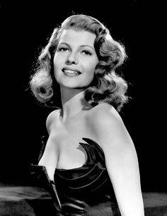 "meganmonroes: "" ""Rita Hayworth in 1952. "" """