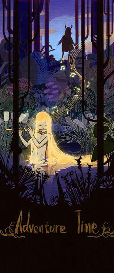 Adventure Time | Finn Mertens & Huntress Wizard | Flute Spell