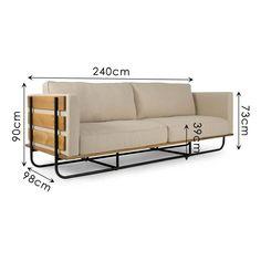 Iron Furniture, Steel Furniture, Sofa Furniture, Luxury Furniture, Furniture Design, Wooden Sofa Set, Wood Sofa, Steel Sofa, Simple Sofa