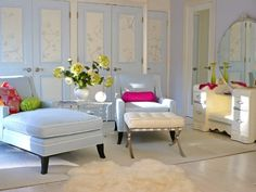 Love this sitting for the master bedroom- ultimate tranquility