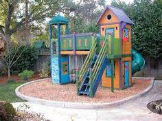 wooden indoor play structure - Bing images