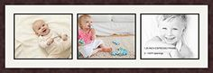 Art to Frames DoubleMultimat88275489FRBW26061 Collage Frame Photo Mat Double Mat with 3  11x14 Openings and Espresso frame ** Details can be found by clicking on the image. (This is an affiliate link and I receive a commission for the sales)