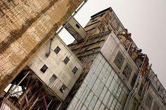 Montreal - Parc des ecluses - Le fameux silo N°5 by Julien Roumagnac