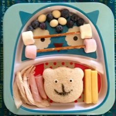 School Lunch Box, Bento, Health Fitness, Lunch Ideas, Lunches, Blog, Kids, Magazine, Style
