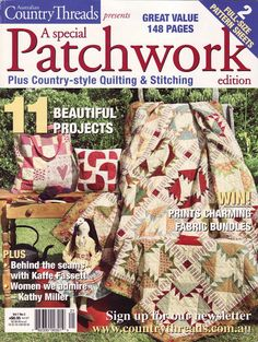 Country Threads Patchwork special 2 - Jôarte arquivo - Picasa Albums Web