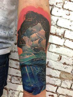 #cross_over_tattoo #cross_over_odessa #odessa #одесса #tattoo #tattooink #tattooart #tattoolife #tattoocollection #tattooed #realism #colortattoo #blackandgray #realismtattoo #realisticink #ink #tattoowork #beautiful #instagood #creative #artist #art #sullen #stencilstuff #cheyennetattooequipment Odessa Ukraine, Tattoo Equipment, Realism Tattoo, Life Tattoos, Color Tattoo, Artist Art, Tattoo Artists, Black And Grey, Ink