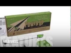The newly launched PowerUp 2.0 Electric Paper Airplane Conversion Kit is fantastic.  The PowerUp 2.0 Electric Paper Airplane Conversion Kit add motorize power to your paper airplanes remarkably.   It is the future generation electric-powered paper plane sale set that provide actual power. It could provides 30 secs of air travel with a 20 secs cost. The tough and solid prop shaft is made from light-weight carbon fiber, making it truly long long-term piece of trip miracle.