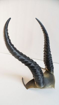 DIY Gazelle horned crown Elvish Larp by MudpiesandMajesty on Etsy