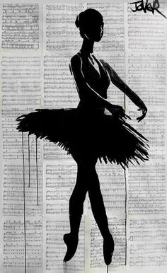Loui Jover, en-pointe on ArtStack #loui-jover #art