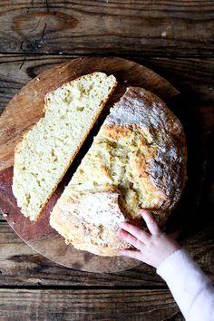 super easy Irish soda bread