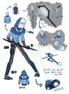 Jack Frost SF AU by ~JuliaLost on deviantART