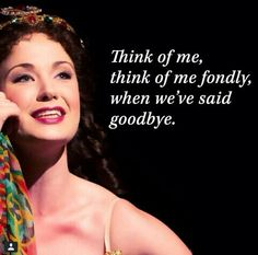 Goodbye Sierra! You Were Amazing!!  http://www.broadway.com/buzz/177159/daae-days-backstage-at-the-phantom-of-the-opera-with-sierra-boggess-episode-8-farewell-vlog/