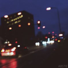 \\ BLURRED LIGHTS //