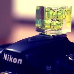 - Level Camera Cube