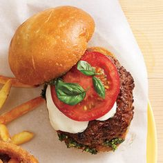 Whether you want traditional hamburgers or a meat-free veggie burgers, these are the best of burger recipes.